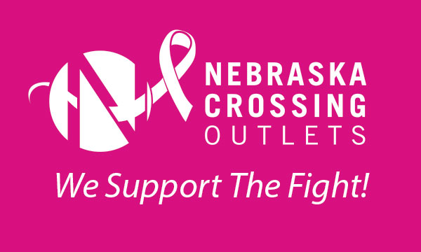 Nebraska Crossing Outlets Breast Cancer Awareness